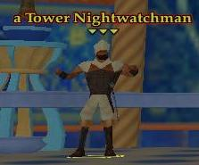 A Tower Nightwatchman