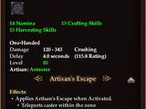 Kaltuk's Armoring Tongs (Weapon)