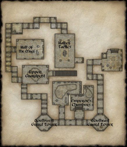 Hall of the Magi