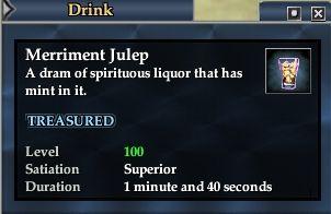Merriment Julep