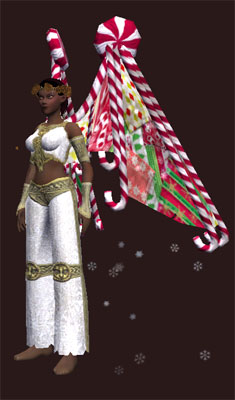 Wings of Frostfell Wrapping