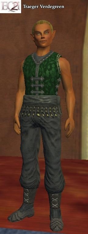 Traeger Verdegreen