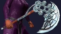 Cursed Shadow Bonesplitter