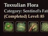 Toxxulian Flora