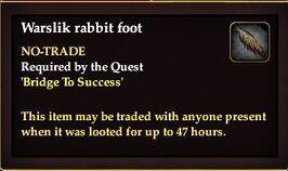 Warsilk rabbits foot.jpg