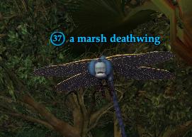 A marsh deathwing