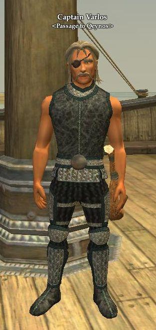 Captain Varlos (Queen's Colony)