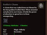 Erollisi's Charm (Level 2)