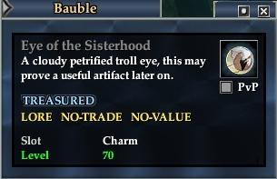 Eye of the Sisterhood