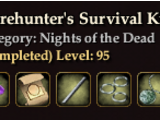 Werehunter's Survival Kit