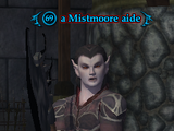 A Mistmoore aide