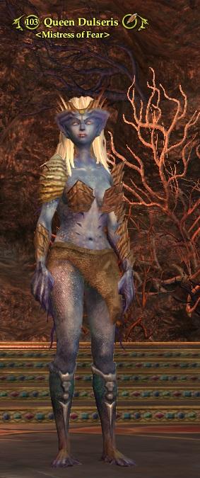 Queen Dulseris (Siren's Grotto: Tear in the Grotto)