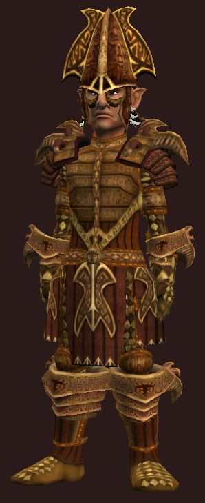 Maestro's Elysian (Armor Set)