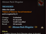 Visions of Vetrovia: Vacrul Intentions