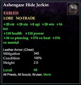 Ashengaze Hide Jerkin (Version 1)