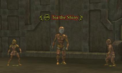 Toa the Shiny (Solo)