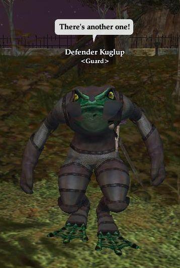 Defender Kuglup