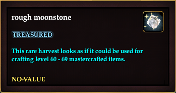Rough moonstone (Crate Reward)