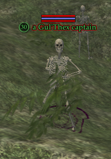 A Gul'Thex captain