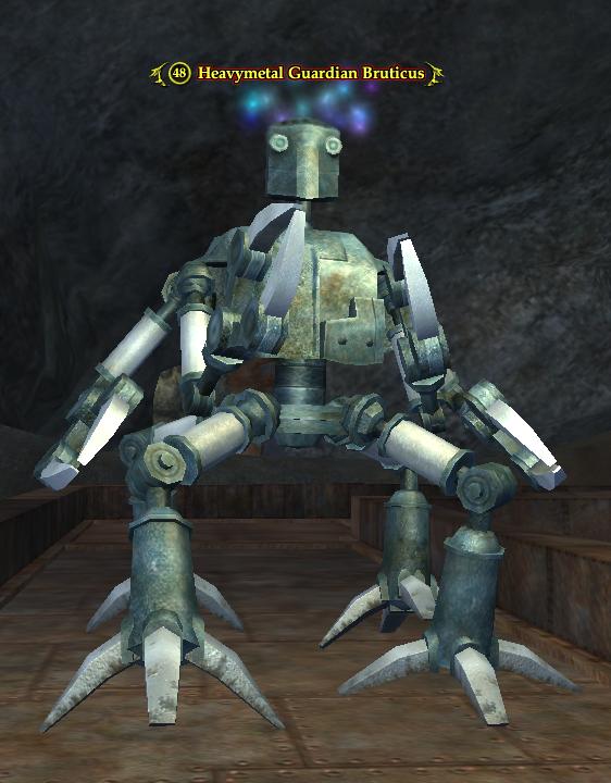 Heavymetal Guardian Bruticus