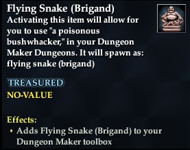 Flying Snake (Brigand)