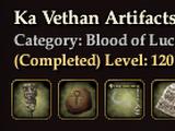 Ka Vethan Artifacts