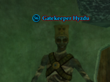 Gatekeeper Hyzdu