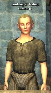 Innkeeper Valean