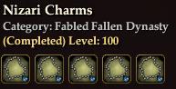 Nizari Charms