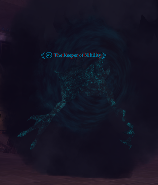 The Keeper of Nihility