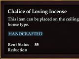 Chalice of Loving Incense