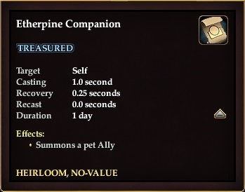 Etherpine Companion