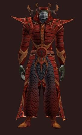 Augur's Seraphic (Armor Set)