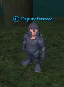 Deputy Farweed