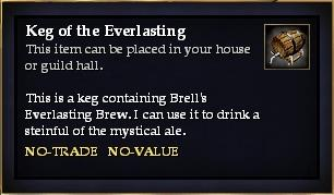 Keg of the Everlasting