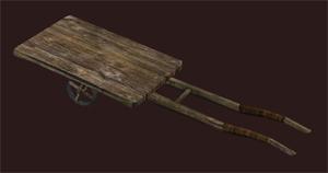 Walless Wheelbarrow
