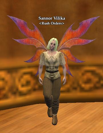 Sannor Vilika