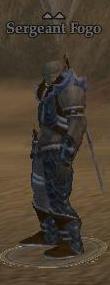 Sergeant Fogo