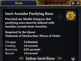 Elements of Destruction: Waves of Order