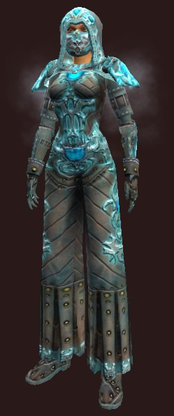 Triumphant Armor of the Divide (Brawler) (Armor Set)