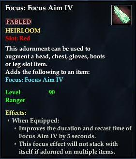 Focus: Focus Aim IV