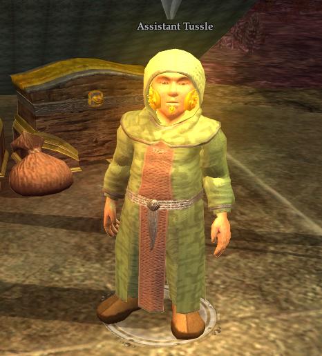 Assistant Tussle (Veglarson)