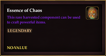 Essence of Chaos