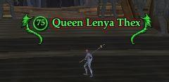 Queen Lenya Thex (Named)