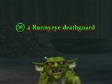 A Runnyeye deathguard