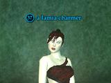 A lamia charmer
