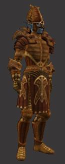 Wraith's Sacrosanct (Armor Set)