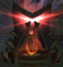 Portal to enter agnostic dungeons in Qeynos and Freeport