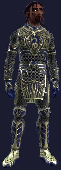 Nightwatch Chainmail (Armor Set)