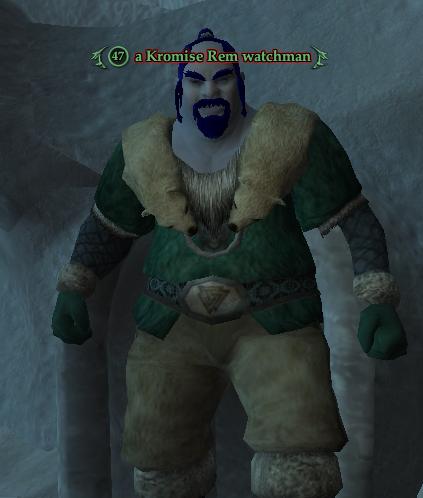 A Kromise Rem watchman